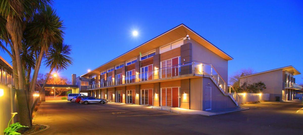 The Fitzherbert Regency Motel, Palmerston North Accommodation